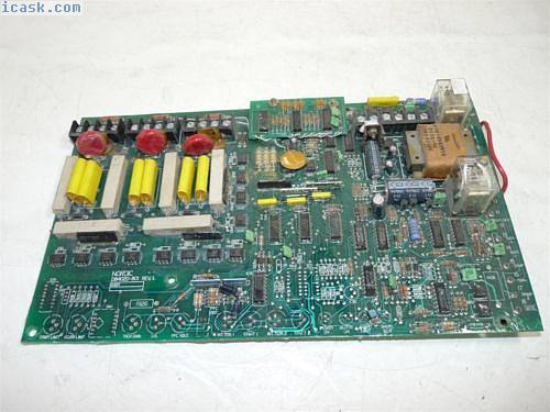 Nordic D84020-801 Rev. L Control Board Untested AS-IS